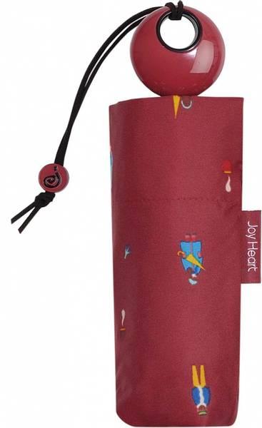 Clima Joy Heart Folding, Windproof Red