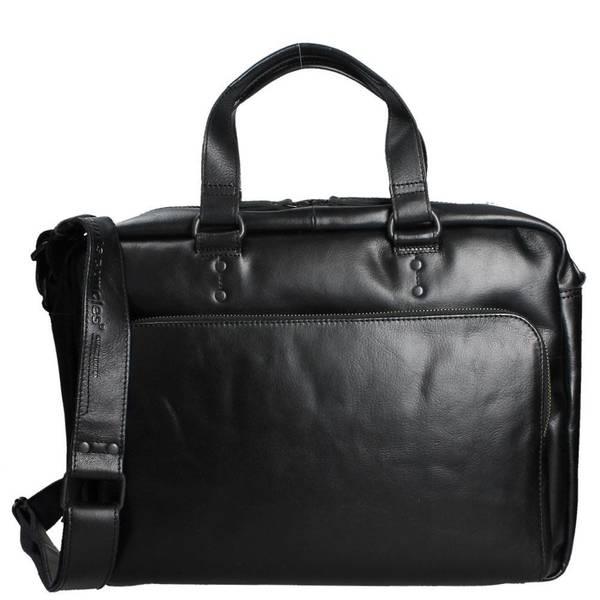 Aunts and Uncles Supervisor Laptop Bag Black