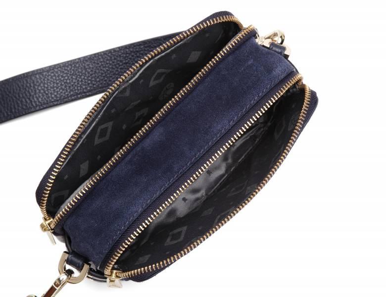 Adax Berlin Shoulder Bag Catherine Navy